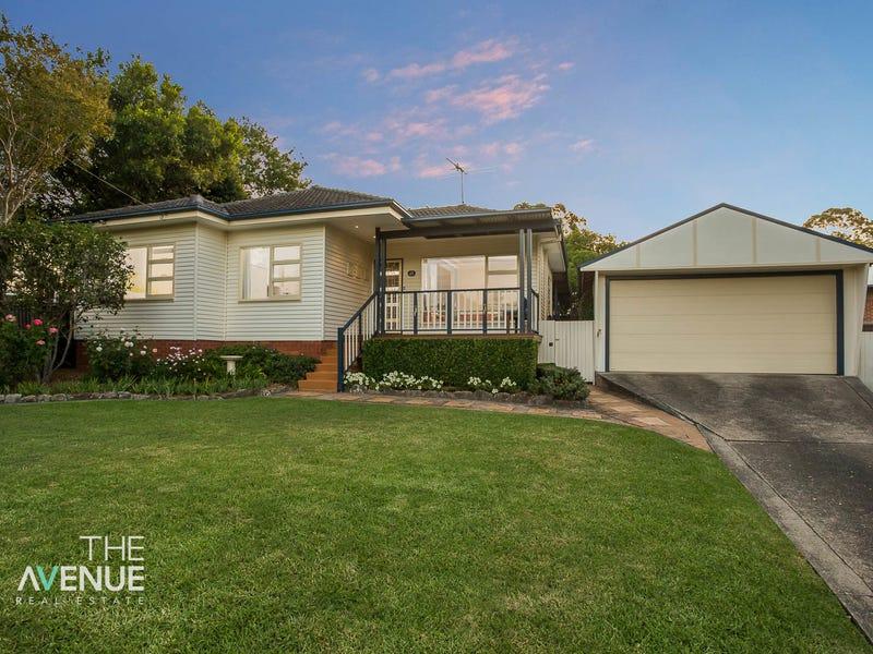 21 Annabelle Crescent, Kellyville, NSW 2155