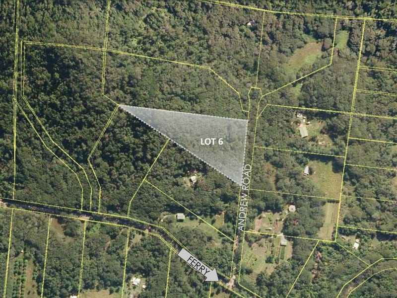 Lot 6 Andrew Road, Forest Creek, Qld 4873