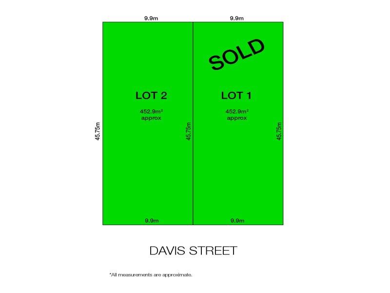 Lot 2 / 19 Davis Street, Woodville South, SA 5011