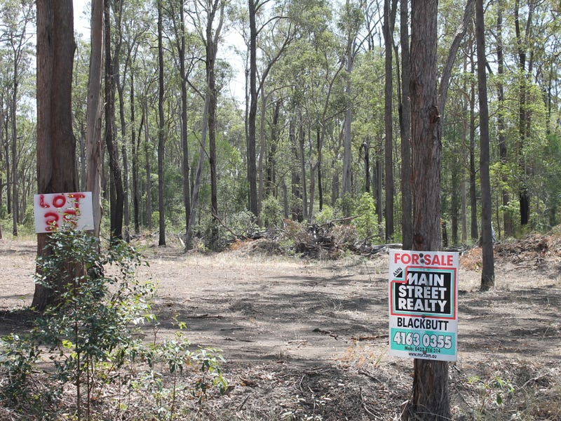 Lot 35, Packer Road, Blackbutt, Qld 4314