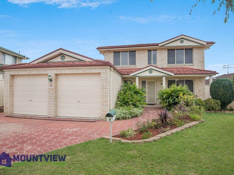 8 Gooseberry Place, Glenwood, NSW 2768