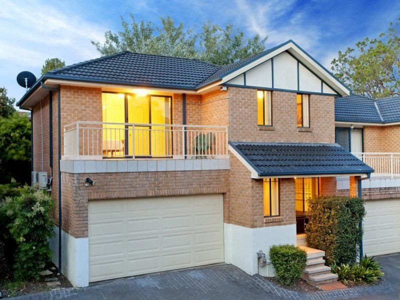 33/18-20 Pearce Street, Baulkham Hills, NSW 2153
