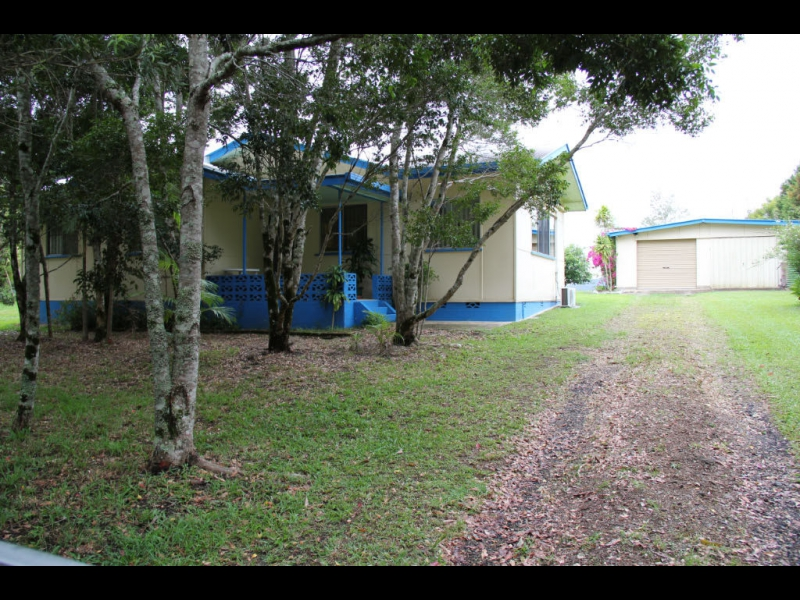 74 BROWNS CREEK Road, Bridges, Qld 4561