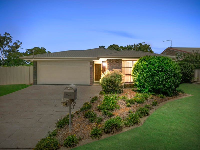14 Alexander Crescent, Morayfield, Qld 4506