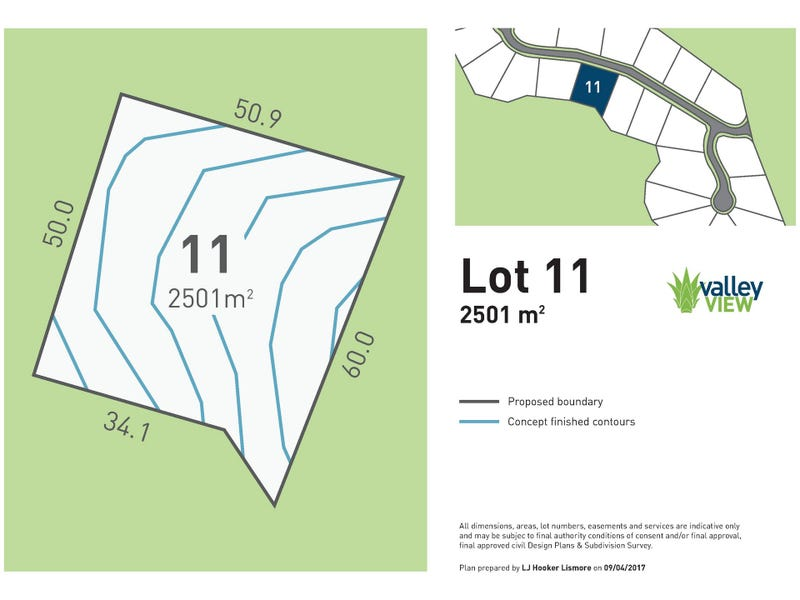 11 Valley View Estate, Richmond Hill Road, Goonellabah
