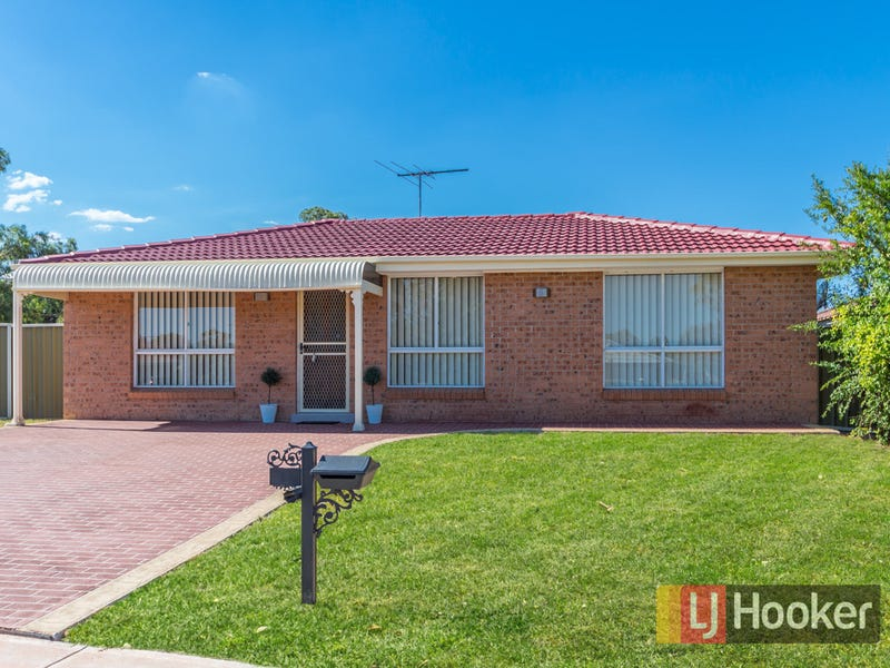 89 Aminta Crescent, Hassall Grove, NSW 2761