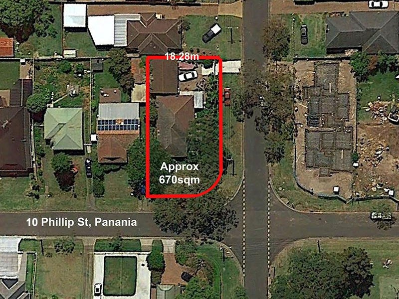 10 Phillip Street, Panania, NSW 2213