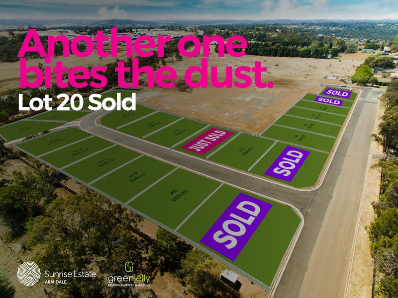 Lot 20, Sunrise Crescent, Armidale, NSW 2350