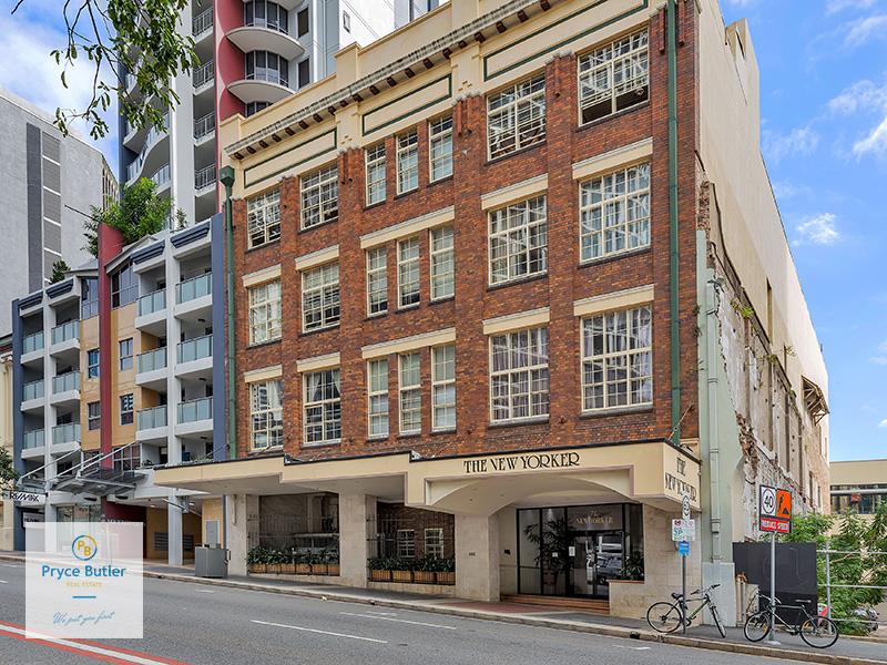 34/460 Ann Street, Brisbane City