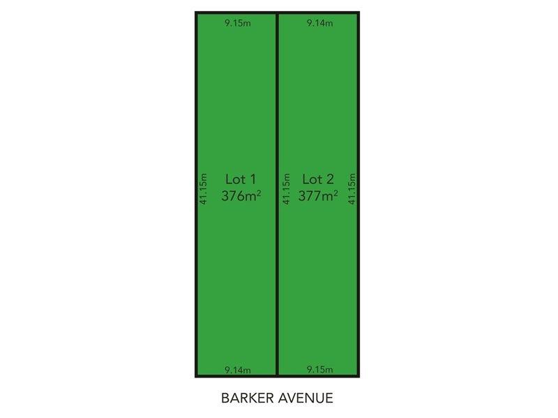 Lot 1, 8 Barker Avenue, Tea Tree Gully, SA 5091