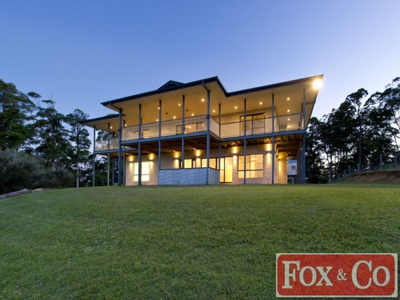 208 Sunrise Drive, Ocean View, Qld 4521