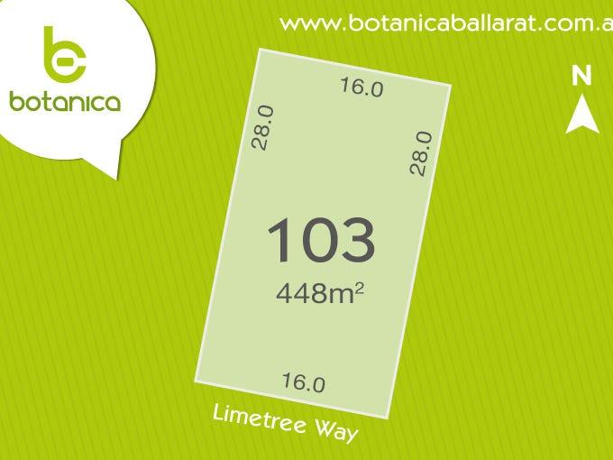 Lot 103, Limetree Way, Botanica, Lake Gardens, Vic 3355