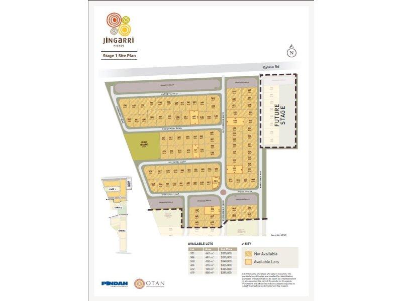 Lot 534 Jingarri Estate, Nickol, WA 6714