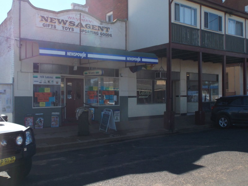 25-27 Wellington street, Baradine, NSW 2396