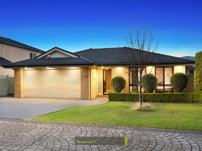 37 Rebellion Circuit, Beaumont Hills, NSW 2155
