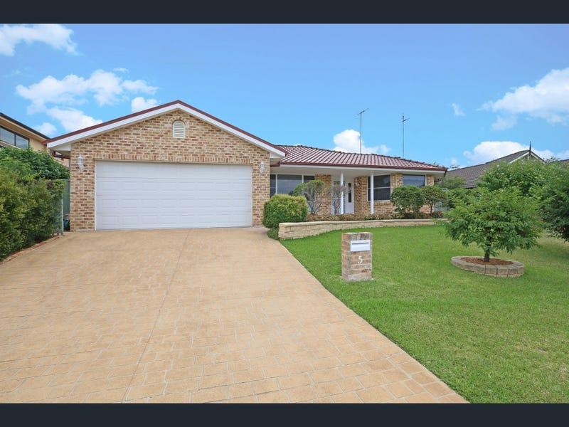 5 Briarwood Avenue, Glenmore Park, NSW 2745