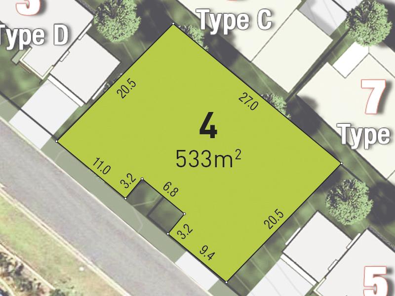 Lot 4, Silky Oak Dr, Brookwater, Qld 4300
