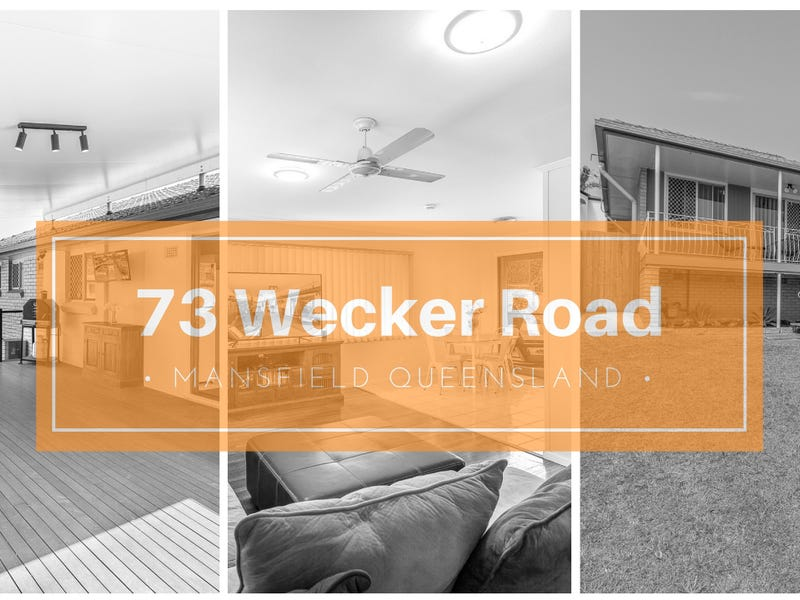 73 Wecker Road, Mansfield, Qld 4122