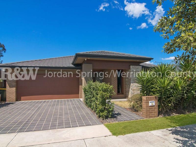 14 McGarritys Place, Jordan Springs, NSW 2747
