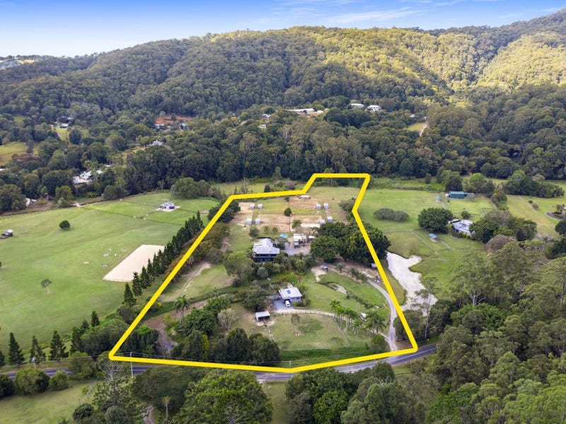 27 Petsch Creek Road, Tallebudgera Valley, Qld 4228