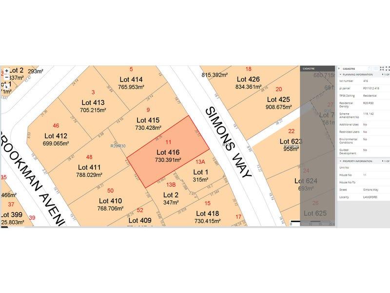 11 Simons Way, Langford, WA 6147