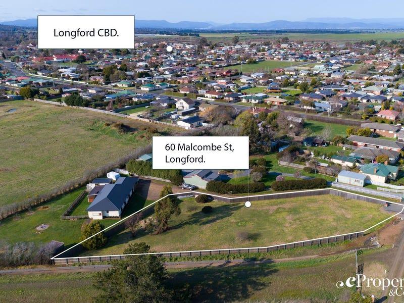 60a Malcombe Street, Longford, Tas 7301