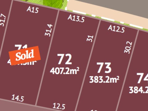 LOT 72 Orchard Heights, Spring Farm