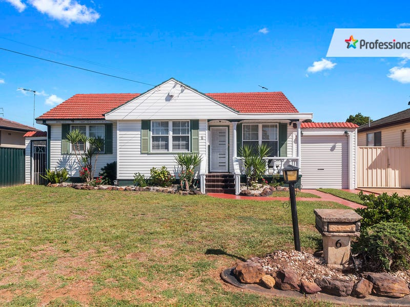 6 Sadleir Avenue, Sadleir, NSW 2168