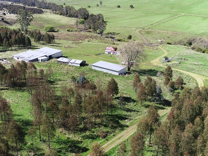 8535 Lyell Highway, Ouse, Tas 7140