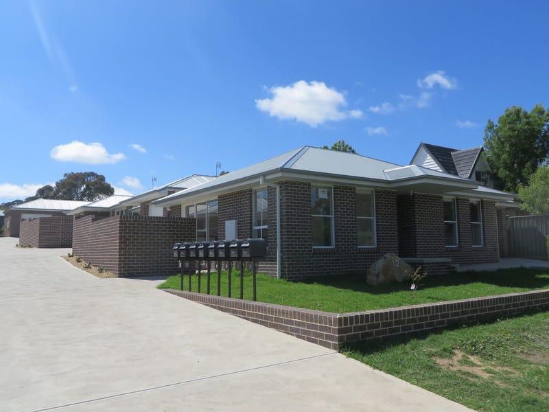 2/12 Wakeford Street, Orange, NSW 2800