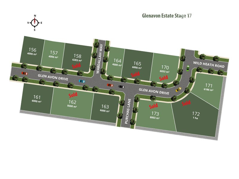 Lot 157 Glenavon Estate, Bannockburn, Vic 3331