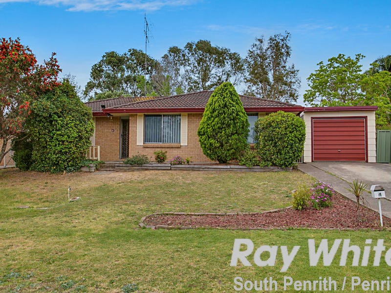 4 Knighton Place, South Penrith, NSW 2750