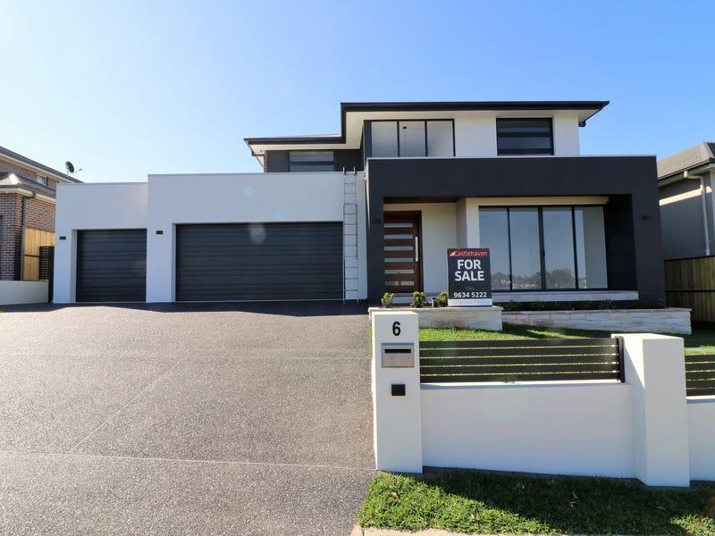 6 Friesian Avenue, Kellyville, NSW 2155