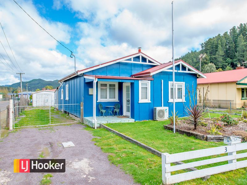 3 Bury Street, Queenstown, Tas 7467