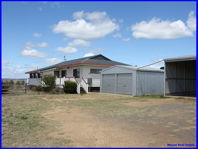 18206 New England Highway, Mount Marshall, Qld 4362