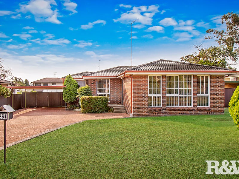 261 Bennett Road, St Clair, NSW 2759