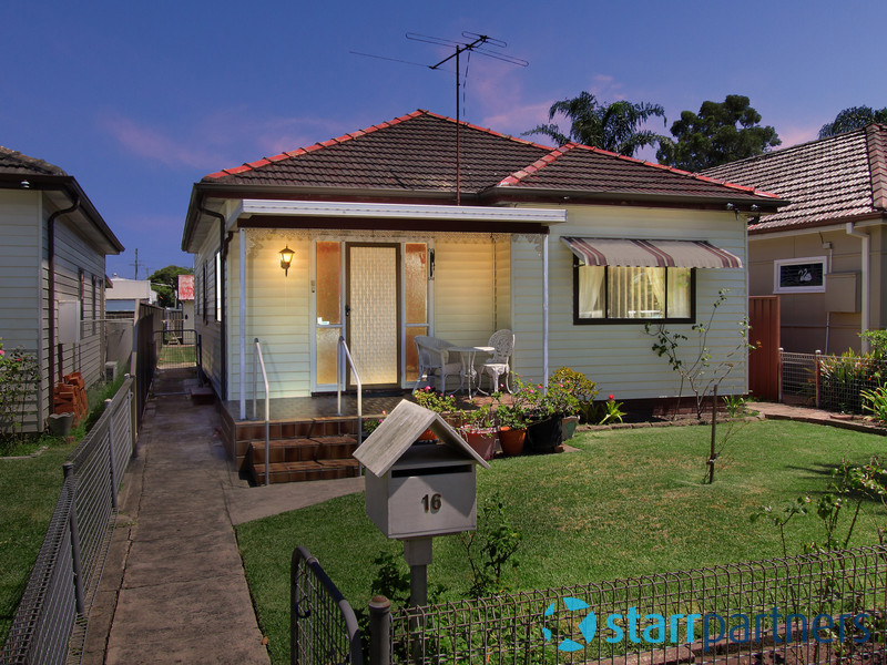 16 Short Street, Rosehill, NSW 2142