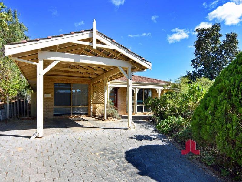 3 Lucien Place, Australind, WA 6233