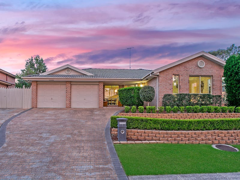 3 Bentley Ave, Kellyville, NSW 2155