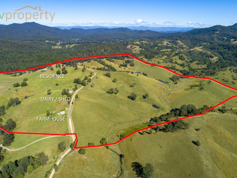613 Bakers Creek Road, Taylors Arm, NSW 2447