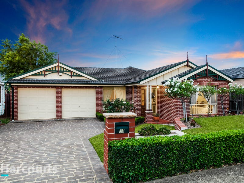 33 Stanford Circuit, Rouse Hill, NSW 2155