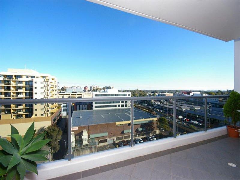 1420/1C Burdett Street, Hornsby, NSW 2077