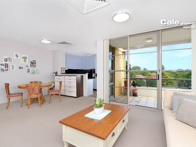 Penthouse 5/36 Victoria Street, Epping, NSW 2121