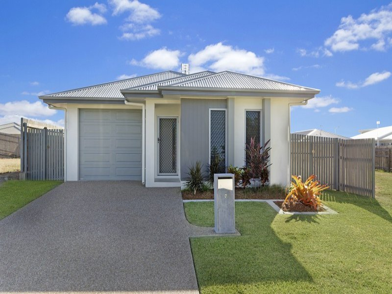 7 Marble Street, Cosgrove, Qld 4818