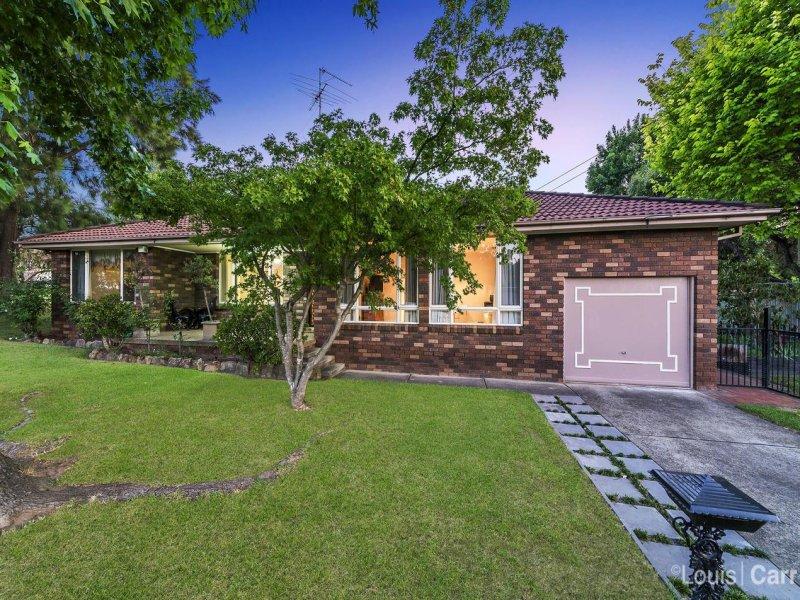 2 Benalla Avenue, Kellyville, NSW 2155