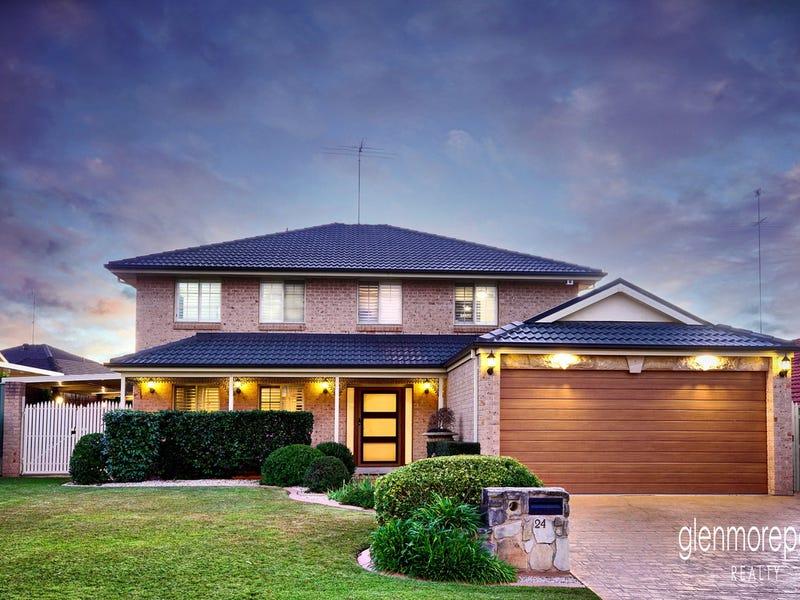 24 Firestone Crescent, Glenmore Park, NSW 2745