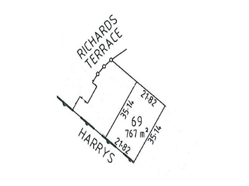 Lot 69 Harrys Point Road, Port Hughes, SA 5558