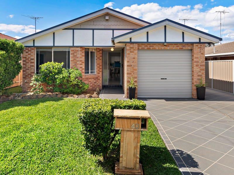 40 Kenneth Crescent, Dean Park, NSW 2761