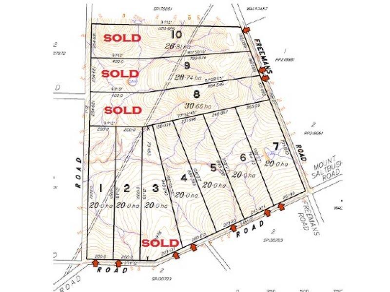 Lot 7 Mt Saltbush Road, Roma, Qld 4455