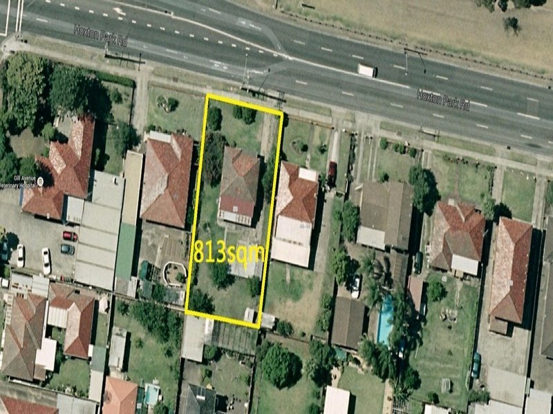 50 Hoxton Park Road, Liverpool, NSW 2170